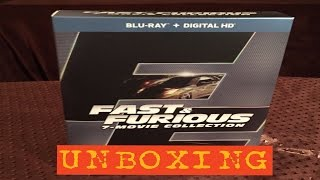 Nonton Fast & Furious: 7 Movie Collection-Blu Ray Unboxing Film Subtitle Indonesia Streaming Movie Download