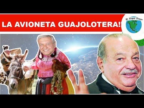 3 Críticas al Agarrón de Slim VS AMLO// EL NOPAL TIMES #ENT 406 (видео)