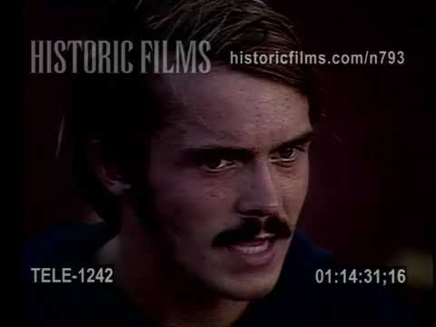 Steve Prefontaine runs 3,000m American Record on 8/3/1972