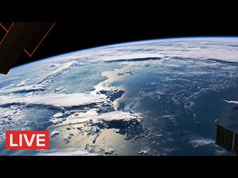 WATCH: Astronaut Spacewalk Earth Views from NASA FEED #EarthfromSpace