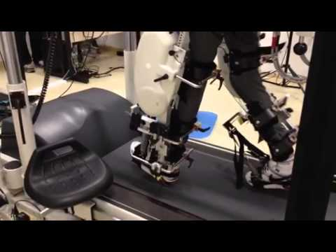 Robotic exoskeleton gears up for World Cup debut