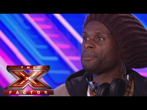 TheXFactorUK - Visit the official site: http://itv.com/xfactor 37-year-old decorator from East London Shayden Willis sang a variety of original songs for our judges, but maybe should have gone for a better...