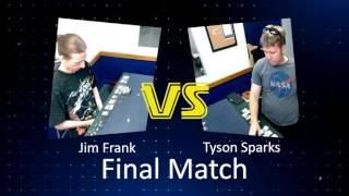 2017 Total Escape Games Store Championship - Finals, Jim vs Tyson