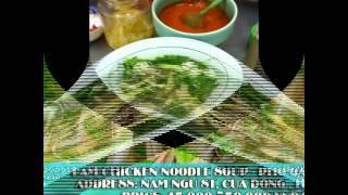 [Travel Tip] Hanoi Food Recommendation / Vietnam Cuisine  / Travel Tip /