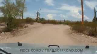 Price Road, Florence Arizona, Trailsoffroad.com