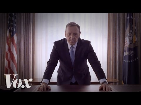 Why Kevin Spacey s accent in House of Cards sounds