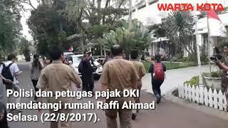 Video Begini Video Suasana Penagihan Pajak di Rumah Raffi Ahmad MP3, 3GP, MP4, WEBM, AVI, FLV Februari 2018