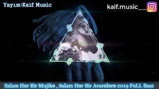 ►Azeri Bass Music◄-(А.у.е жизнь ворам)Salam Avarelere | Yeni FuLL Bass