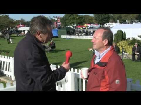 Graeme Crosby interviewed by Andy Kershaw