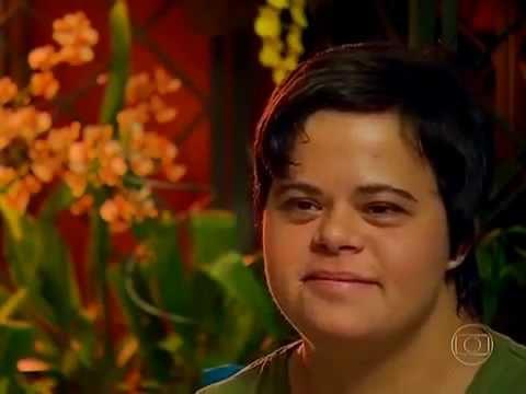 Watch videoSimdrome de Down: Professora Débora Seabra