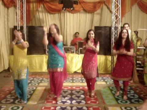 Mehndi Night Performance 2011
