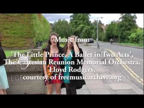 programmes - A video about Cambridge Programmes, the two week summer study programme based in Churchill College, Cambridge.