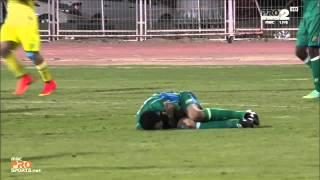 إصابة خطيرة للاعب سلطان البرقان - MBC PRO SPORTS
