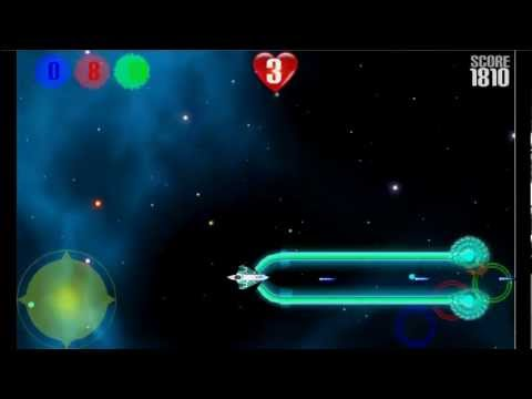 Video of SPACE WARS