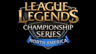 LCS 2013 NA Summer W1D1