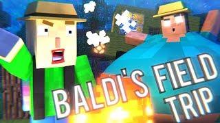 BALDI'S BASICS FIELD TRIP - Minecraft Animation Compilation (Herobrine & more!)