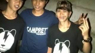 Camp Brother Pedaw TNB - Surat cinta