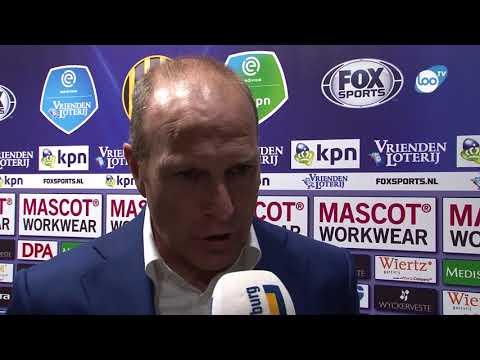 Robert Molenaar na Roda JC - NAC Breda