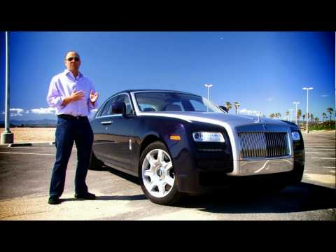 First Drive: 2011 Rolls-Royce Ghost