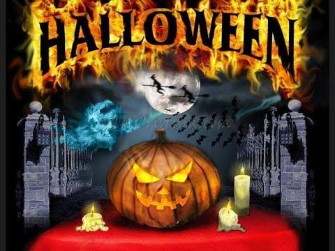 """Presentación """"Noche de Halloween"""" en Isla Cristina"""