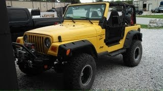 http://www.useAfuel.com - We converted this 2000 Jeep Wrangler to now run on LPG Propane for half the price it ran on gasoline. Now we can 4 wheel all weekend without hurting our wallets. Afuel, LLC - Alternative Fuel Conversions, check us out for more info.