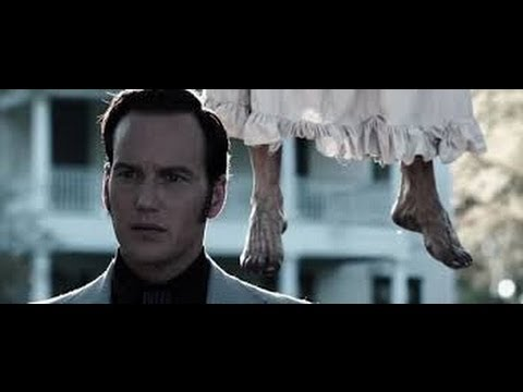 The Conjuring Clip 'Sheets'