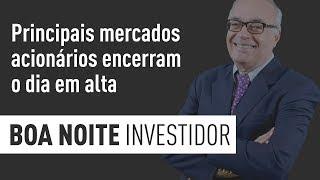 Estamos em plena safra de resultados referentes ao segundo trimestre de 2017 no exterior e no Brasil já começando. A perspectiva tem sido de resultados melho...