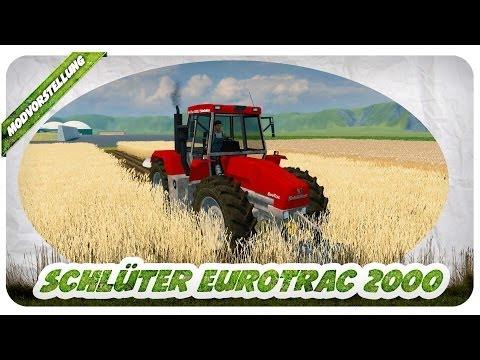 Schluter Eurotrac 2000 LS v1.1 MR