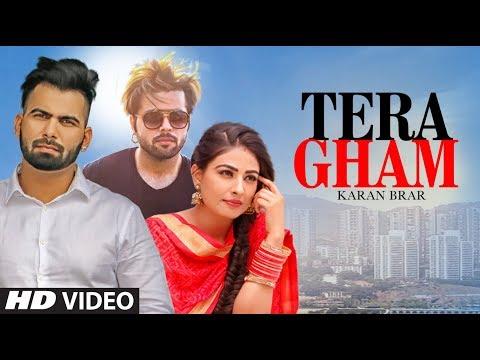 Tera Gham: Karan Brar Ft. NINJA (Full Song) Johnny Vick   Shiv   Latest Punjabi Songs 2018
