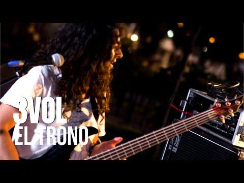 """Sesiones Al Parque - 3VOL - """"El Trono"""" (EP1)"""