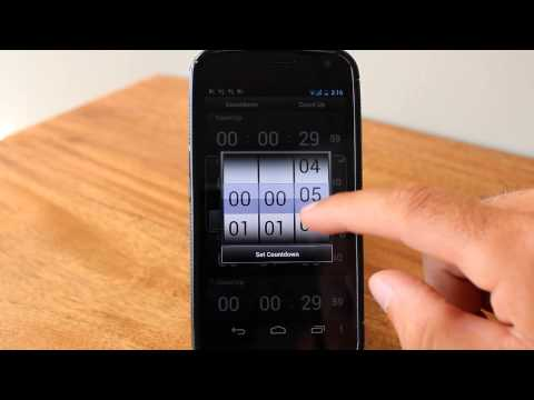 Video of StopWatch & Timer+