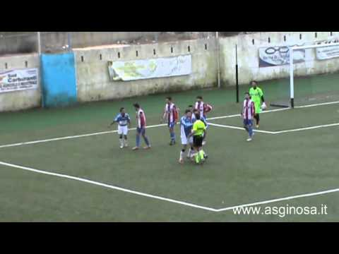Preview video <strong>GINOSA-PEZZE 0-0 Il Ginosa non riesce ad abbattere le barricate del Pezze</strong>
