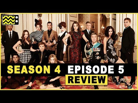 The Royals Season 4 Episode 5 Review w/ James Lafferty | AfterBuzz TV