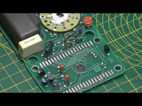 Fluke 75 multimeter repair