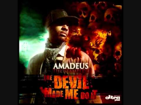 Amadeus the Stampede - The Devil Made Me Do It