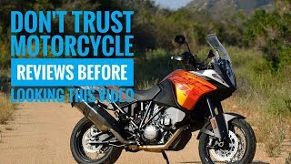 5. The Best of 2013 KTM Adventure 1190 Ridden Review
