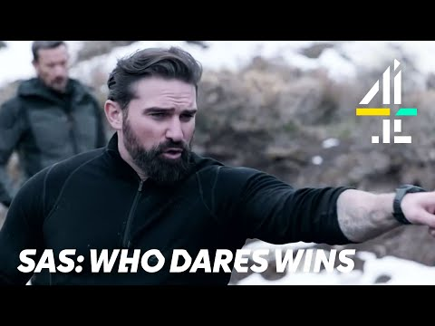 Ant Middleton's Most BRUTAL Moments | SAS: Who Dares Wins