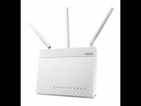 ASUS Wi-Fi Router with Data Rates up to 1900 Mbps (RT-AC68W) Review