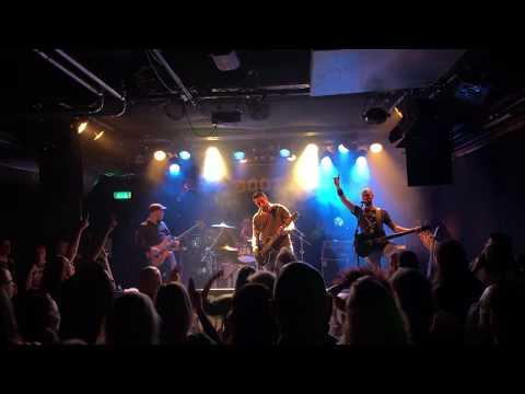 Resurrect Tomorrow - Bleed (part) Live at DBs, Utrecht, NL 17.11.2018