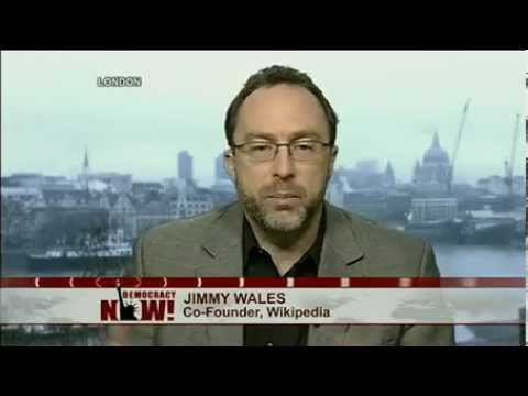 SOPA Debate: Wikipedia's Jimmy Wales in Discussion with Copyright Alliance's Sandra Aistars