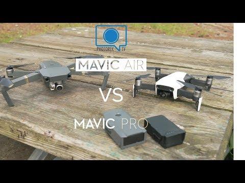 7 Reasons Why the Mavic Air is Better than the Mavic Pro