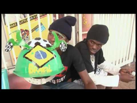 Street traders: Silas and Samuel Muzumbi