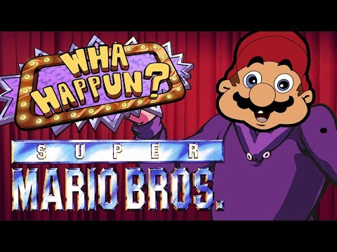 The Super Mario Brothers Movie - What Happened?