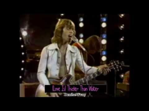 ANDY GIBB ~ LOVE IS THICKER THAN WATER~ LIVE