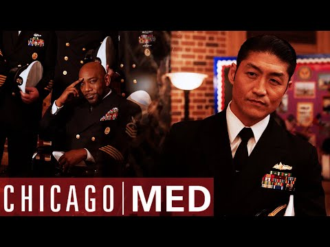 Anything To Save His Former Chief | Chicago Med