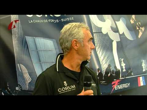 Interview with Loick Peyron - Energy Team