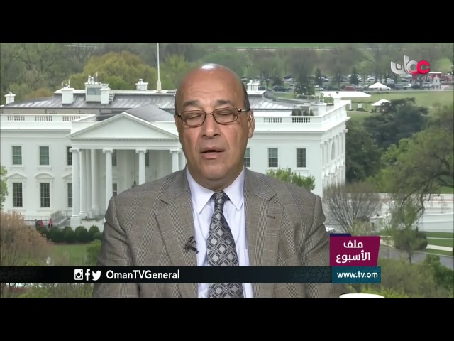 Imad K. Harb Speaks with Oman TV on the US Strike in Syria