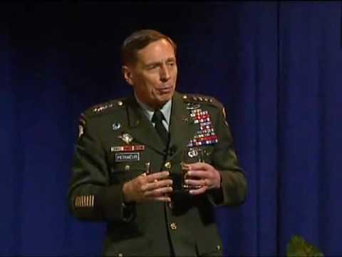 Ein Gespräch mit General David Petraeus