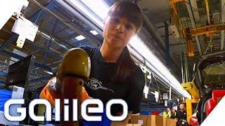 Video Arbeiten am Auto-Fließband: Wie hart ist der Job wirklich? | Galileo | ProSieben MP3, 3GP, MP4, WEBM, AVI, FLV Juli 2018