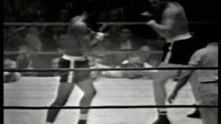 Floyd Patterson Vs Ingemar Johansson III - March 13, 1961